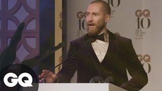 """Justin O'Shea Says His Award Was """"Shitty To Receive"""" At GQ Awards"""