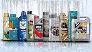 Olej 5W40 C3 Test Zimna -30°C Repsol, Valvoline, Millers, Petronas, Liqui Moly, Veedol