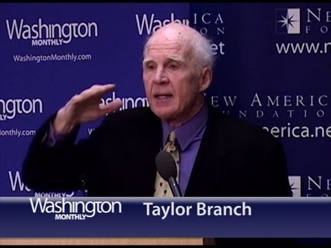 Taylor Branch on Race 150 Years After The Emancipation Proclamation