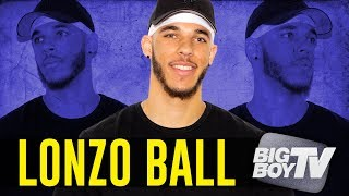 Lonzo Ball on Being Traded to The Pelicans, Reason He makes Music, His Dad LaVar Ball + More!