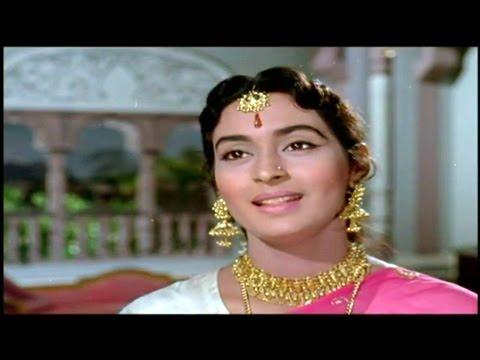 Tumhi mere mandir tumhi meri pooja - Khandan (1965)
