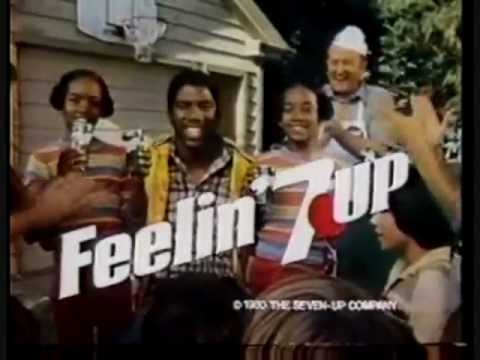 7 UP w/ Magic Johnson 1980 Commercial