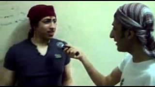 وهابية جنس ثالث لوطية في سجن بريمان في مدينة جدة