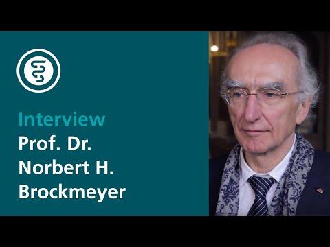 Prof.  Dr.  Norbert H  Brockmeyer, STI Kongress 2016: Risiken Sexueller Gesundheit