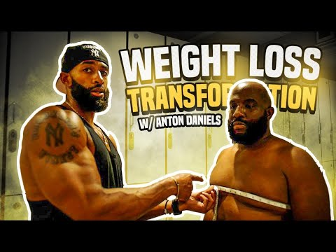 Helping A Millionaire Lose Weight Fast W/ Anton Daniels