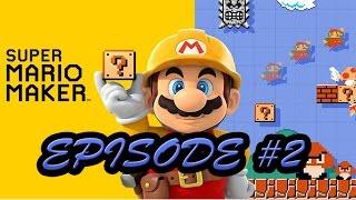 """Super Mario maker """"100 Mario Challenge On Expert"""" Episode 2"""
