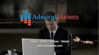 Trade Forex with Admiral Markets