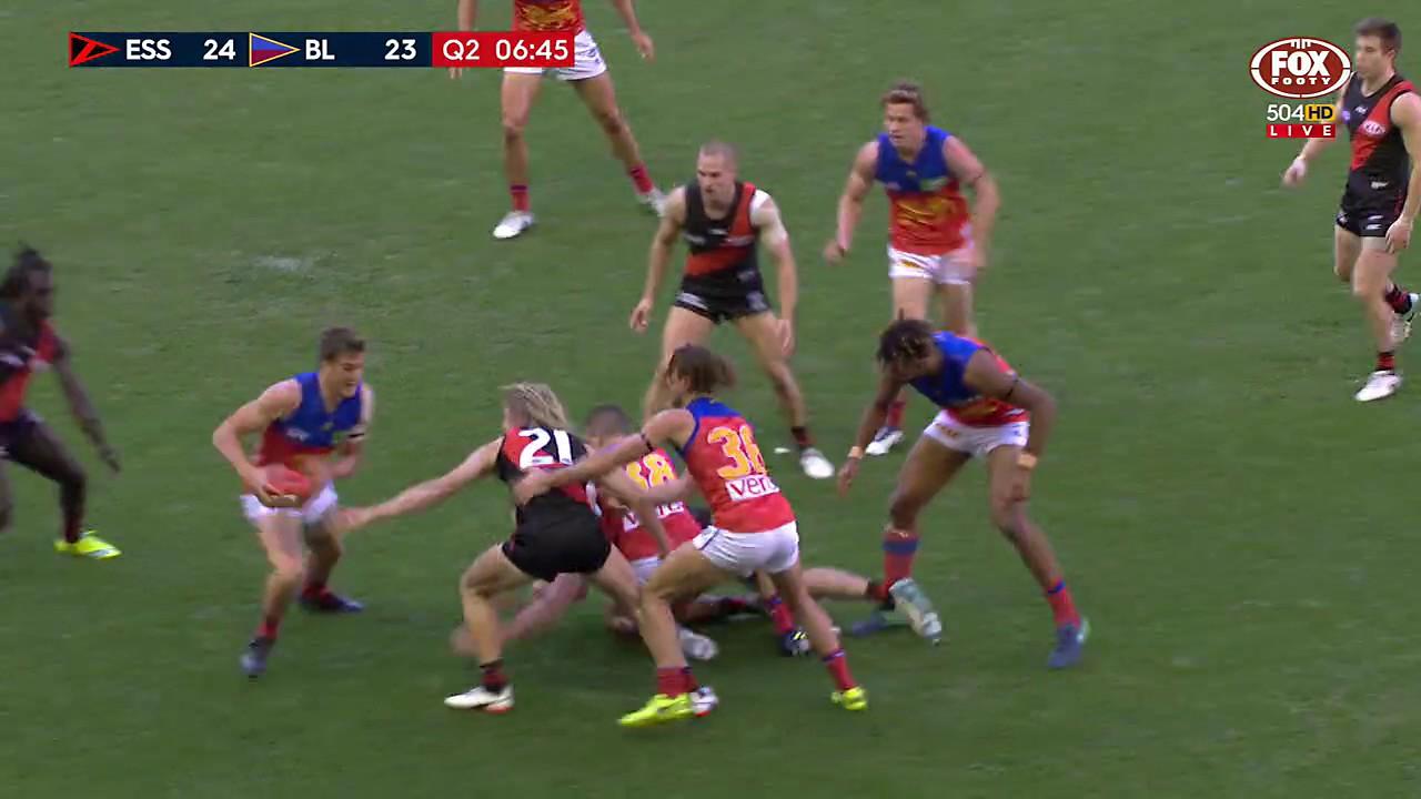 Round 15 Afl Essendon V Brisbane Lions Highlights Youtube