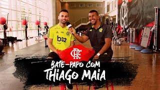 Bate-papo com Thiago Maia