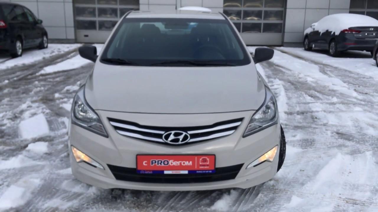 Купить Хендай Солярис Hyundai Solaris 2013 с пробегом бу в .