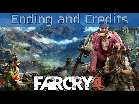 Far Cry 4 - Ending and Credits [HD 1080P]