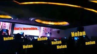 Christopher Nolan in INDIA Fans Gone Crazy at Interstellar Screening in Mumbai