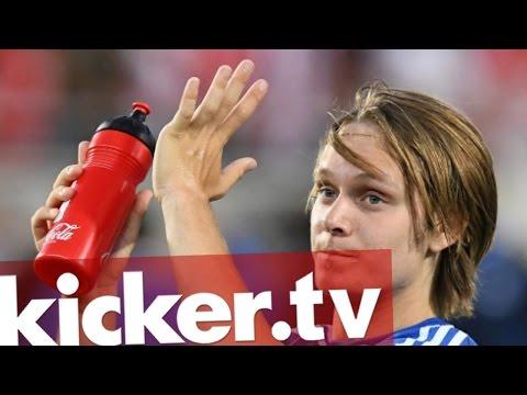Rafael Van der Vaart schwärmt von Alen Halilovic - kicker.tv