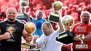 RETIRING FROM STRONGMAN? | WSM RECAP