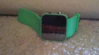 LED watch buy this its so cool(, 2016-06-25T18:59:29.000Z)