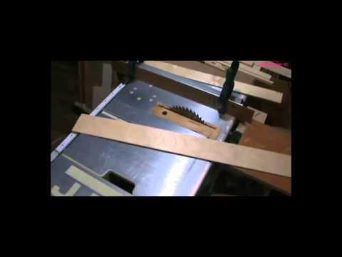 видео: Как резать ЛДСП без сколов при сборке мебели  Шина для циркулярной пилы