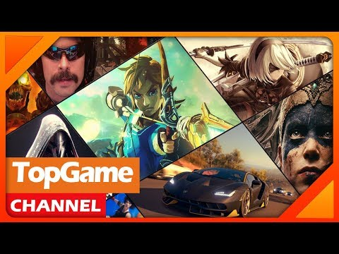 [Topgame] Tổng hợp những tựa game xuất sắc nhất làng game 2017 - The Game Awards