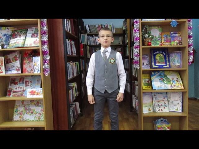 Изображение предпросмотра прочтения – СеменМамейчиков читает произведение «Крестьянские дети» Н.А.Некрасова