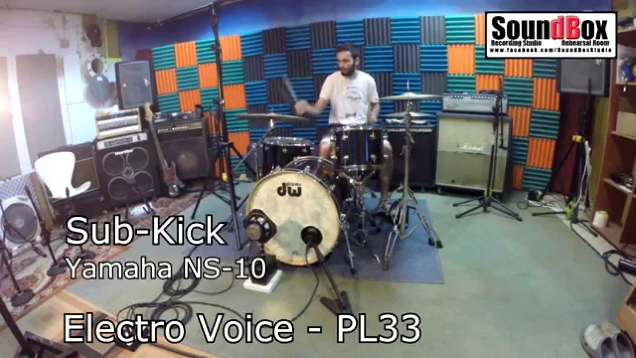 kicking it kick drum mic comparison soundbox re20 d112 beta52a pl33 sub kick youtube. Black Bedroom Furniture Sets. Home Design Ideas