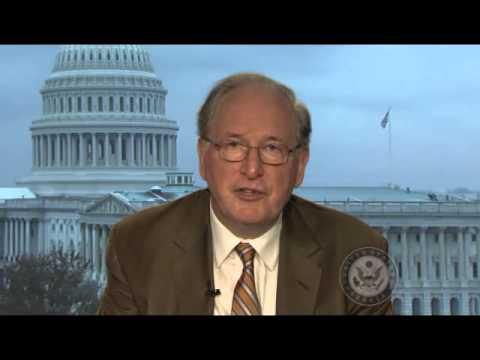U.S. Senator Jay Rockefeller Addresses the Charleston, W. Va. Preparedness Symposium