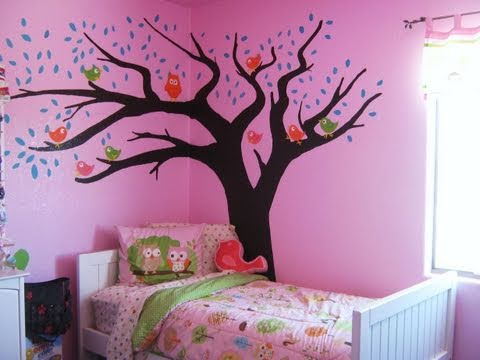 The Girls Bedroom! Love & Nature