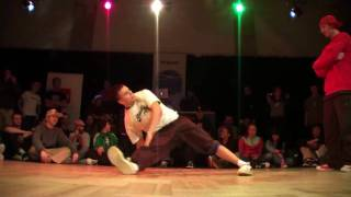 Swift Styles BBoy Jam Łódź - Final 1 vs 1