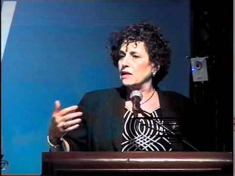 Dr. Miriam (Miki) Haran at Facing Tomorrow 2011- part 1