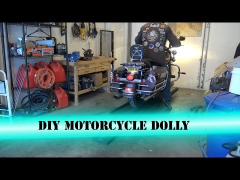 Redline Engineering Drive On Motorcycle Dolly Doovi