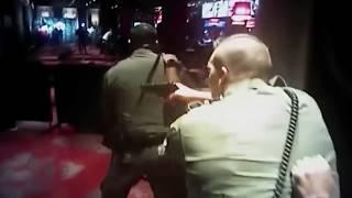NFL Seatle Seahawks Player Michael Bennetts Arrest by Las Vegas Metro Police