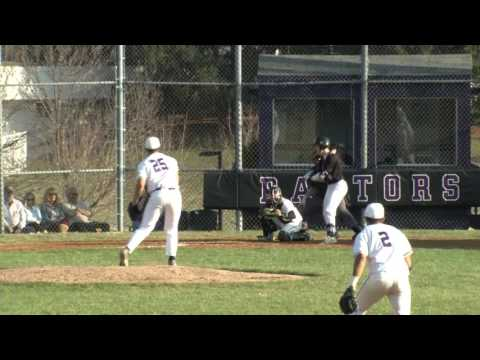 Raptor Highlights - MC Baseball v College of Southern Maryland