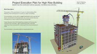 High Rise Building Project Execution Plan