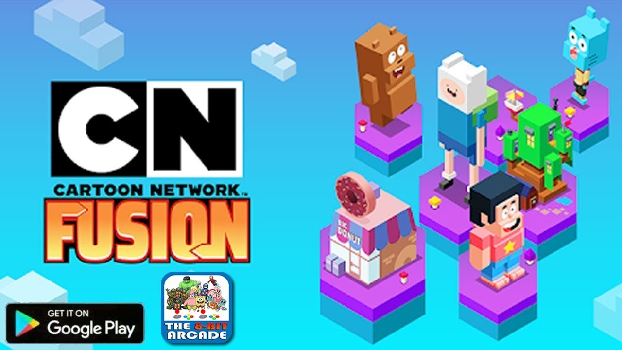 Cartoon Network Fusion Match And Merge Your Favorite Cn Characters Ios Gameplay Youtube