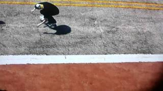 Skate 3 biggest ollie ever on hardcore?