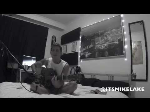 Justin Bieber - Love Yourself // Mike Lake Cover