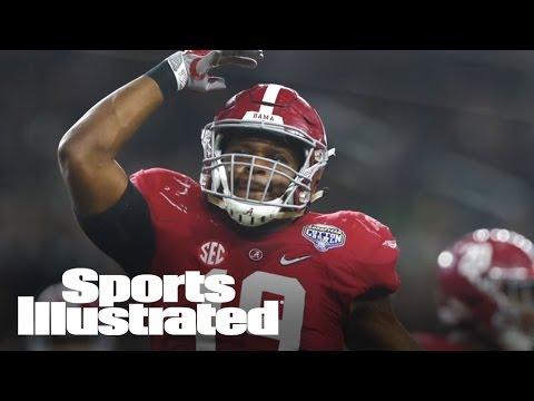 SI50: Alabama Linebacker Reggie Ragland | 2016 NFL Draft | Sports Illustrated