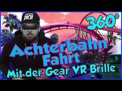 Gear VR 360° Achterbahnfahrt !!! | | IST DAS KRANK !!! | Shisha Keller