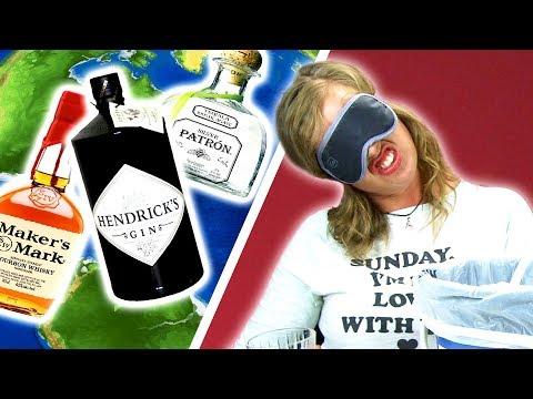 Irish People Taste Test Spirits