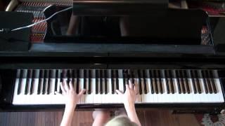 Don't Ed Sheeran Piano Cover