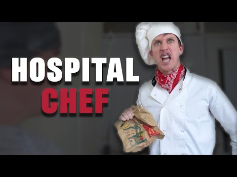 Hospital Chef - Foil Arms And Hog
