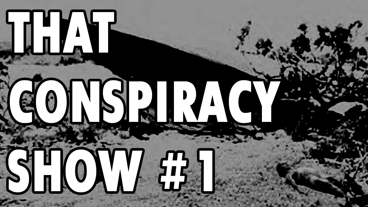 Alien Hybrids, The Truth of Roswell, and NASA UFO Coverup | THAT CONSPIRACY SHOW #1