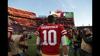 Jimmy G Highlights || Nuthin' But a G Thang || 49ers 2017-2018 Highlights