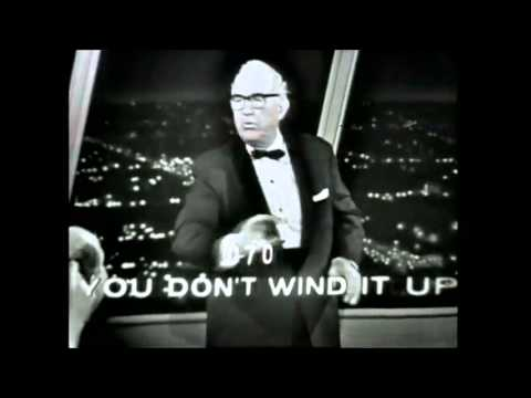 Stump the Stars - Ed Begley vs Jeanne Crain (1960s)