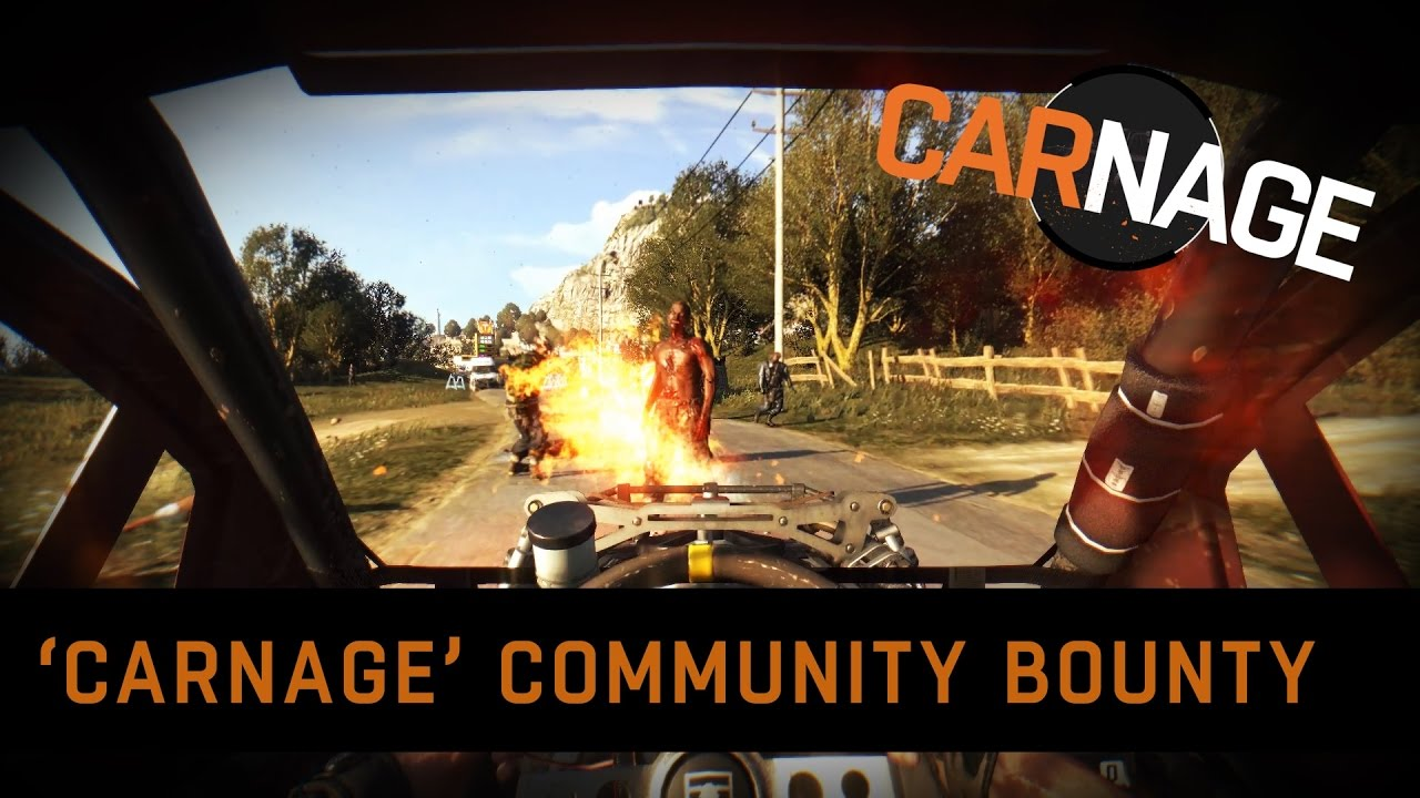 Third Dying Light community bounty is all about carnage | GameCrate