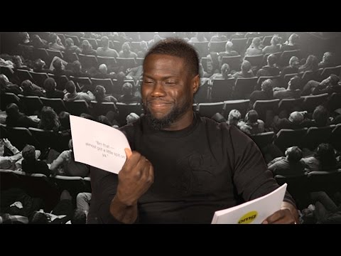 "Kevin Hart Takes The ""Guess Your Movie Quote"" Quiz"