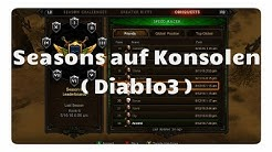 Diablo 3: Season für die Konsole (Xbox, Playstation, Season 10)