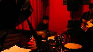 The Big Jazz Theory live at Around Midnight Napoli part1