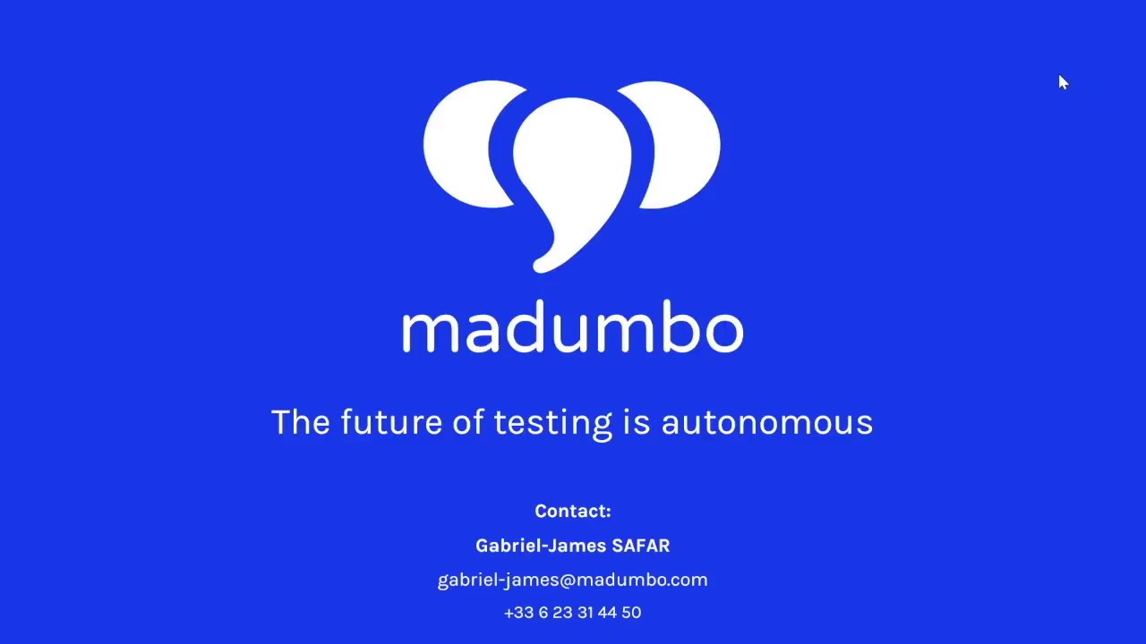 Datadog Goes Full Stack with Frontend Web Tester Madumbo