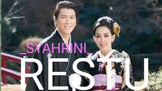 Gambar cover Syahrini - Restu ( Lirik) | Video Animasi