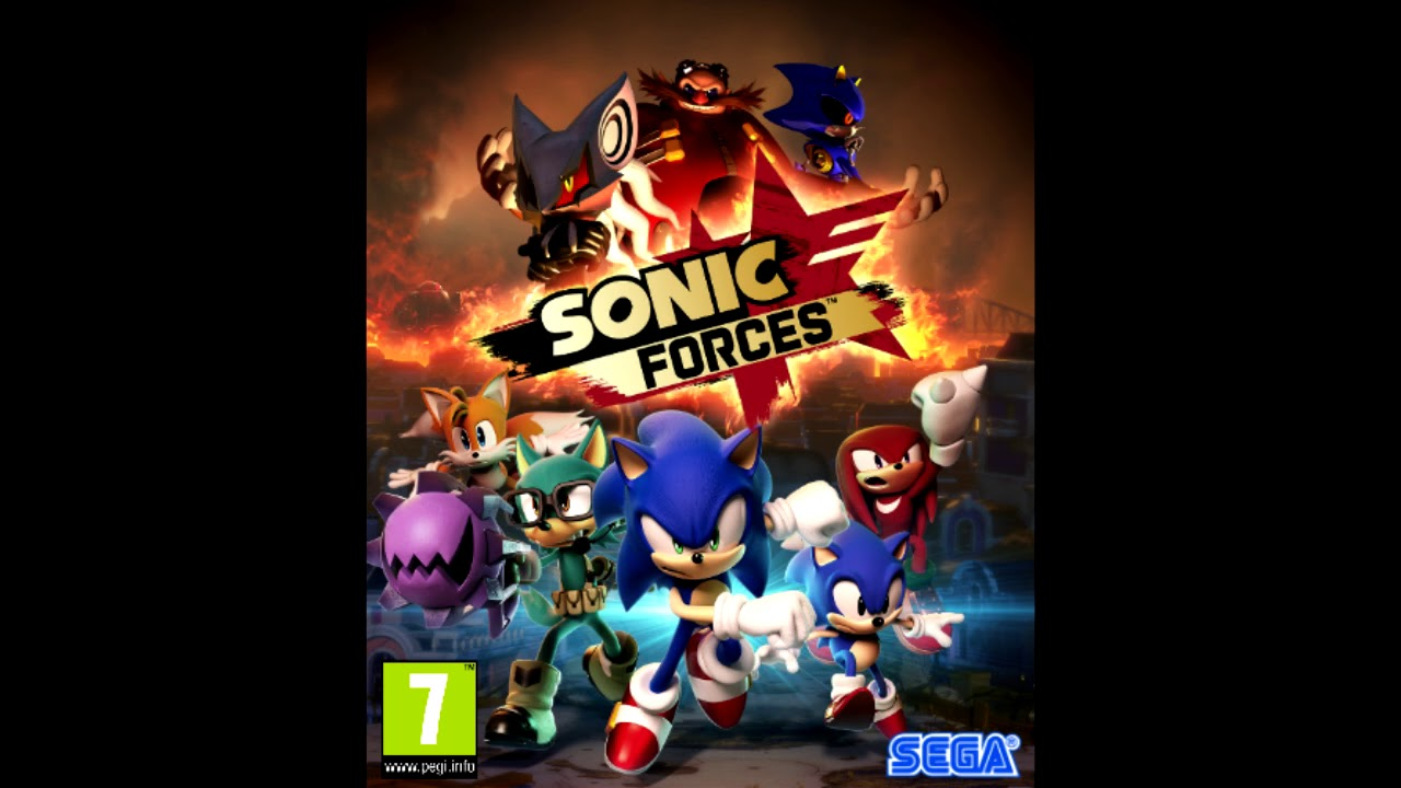 Sonic Forces World Map Shadow The Hedgehog Beta Version Youtube