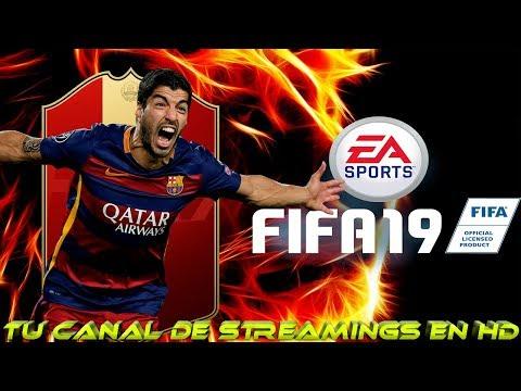 FIFA 19 | EN BUSCA DE HEADLINERS | FUT DRAFT | DIVISION RIVALS | EN DIRECTO | LIVE thumbnail